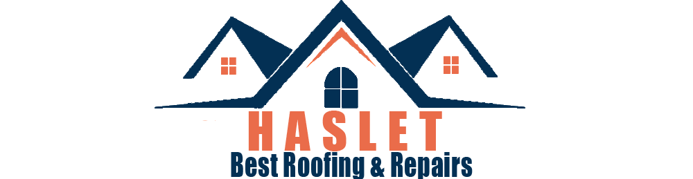 haslet best roofing and repairs logo